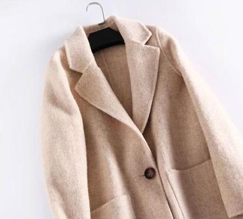 羊绒大衣清洗
